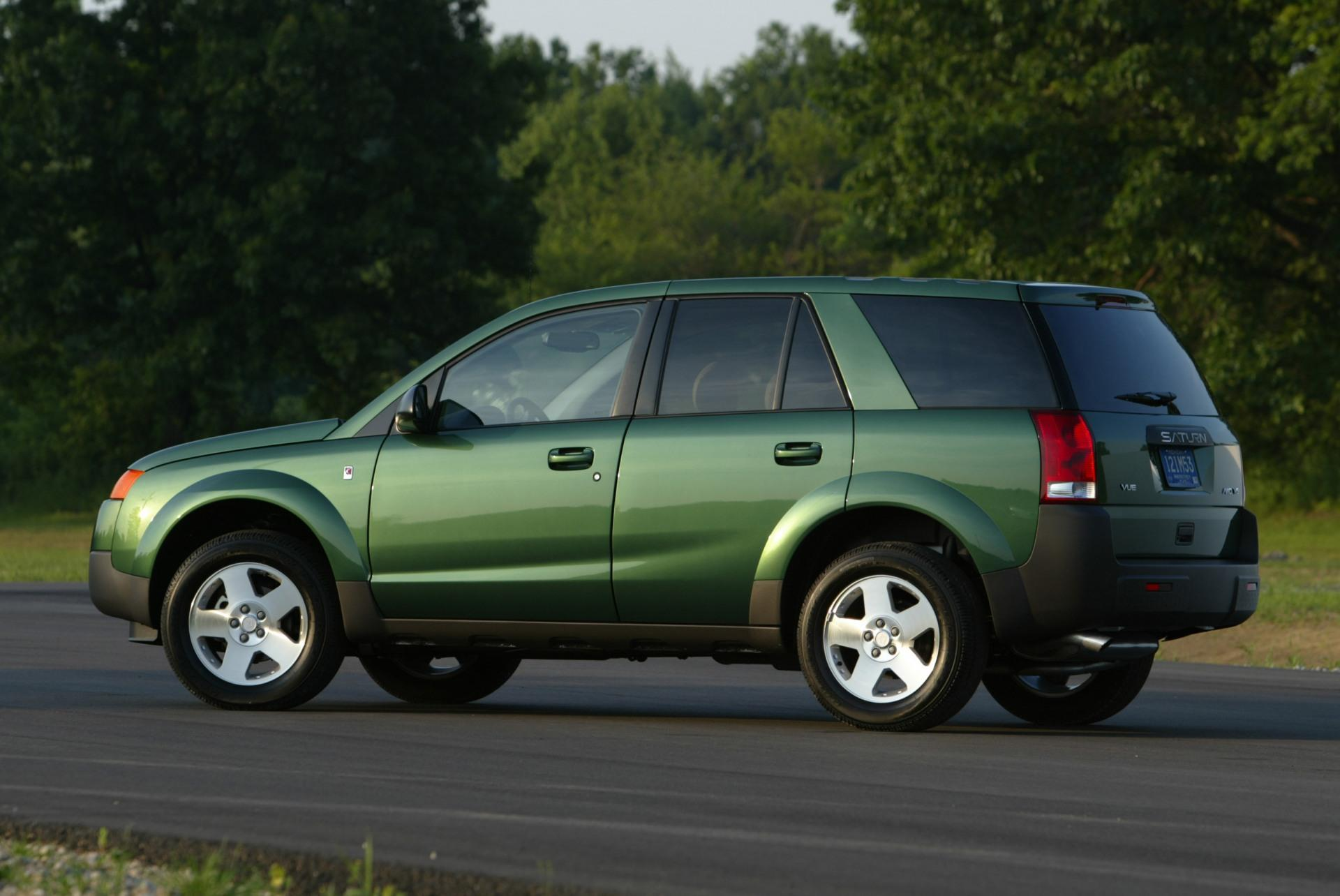 2004 Saturn Vue History Pictures Value Auction Sales Research Electric Power Steering And News