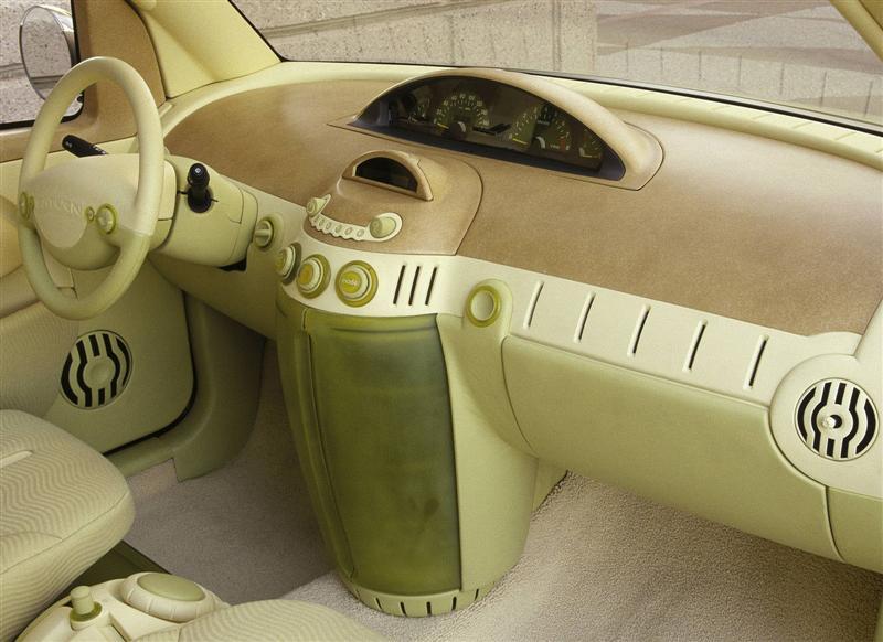 2000 Saturn Cv1 Concept Image Photo 7 Of 10