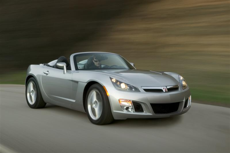 Charming 2009 Saturn Sky