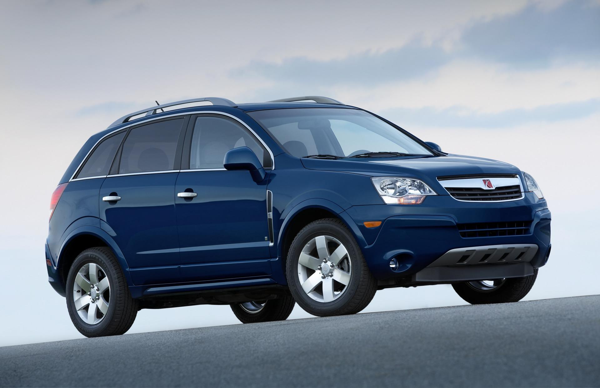 2009 Saturn Vue News And Information Conceptcarz Com