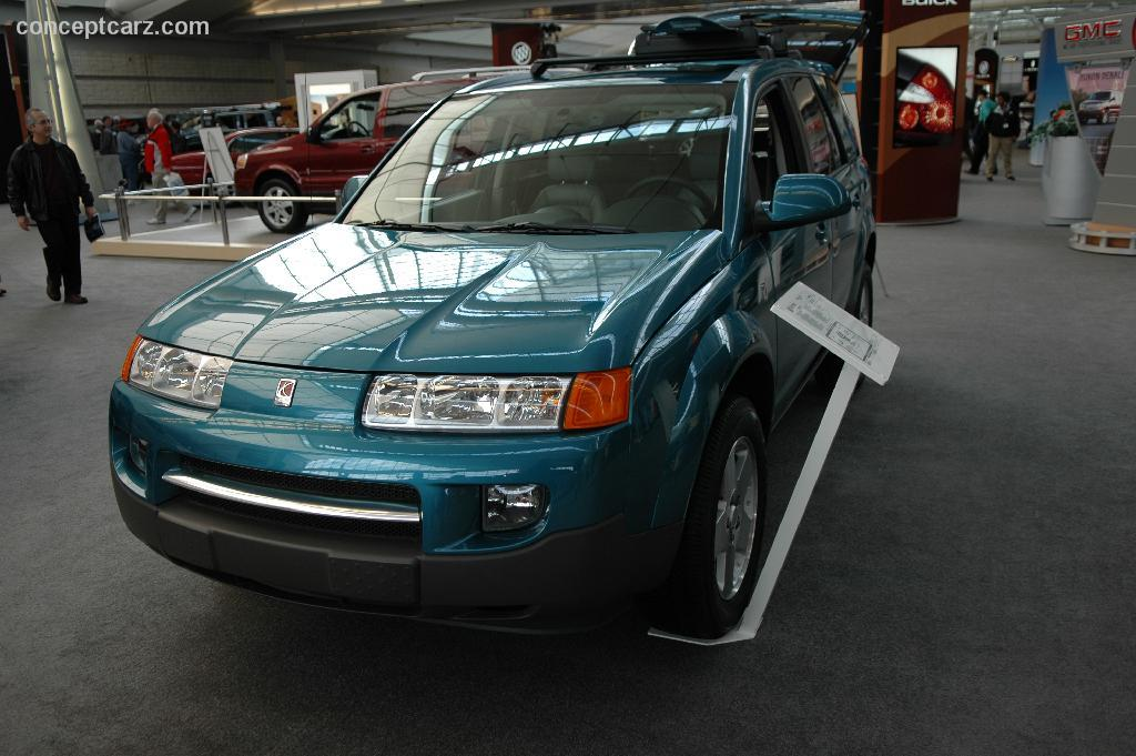 2005 Saturn Vue History Pictures Value Auction Sales Research