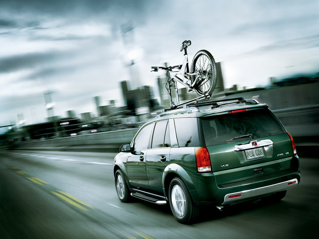 2007 Saturn Vue Green Line Hybrid History, Pictures, Value ...