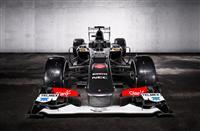 Popular 2013 Sauber C32 Ferrari Wallpaper