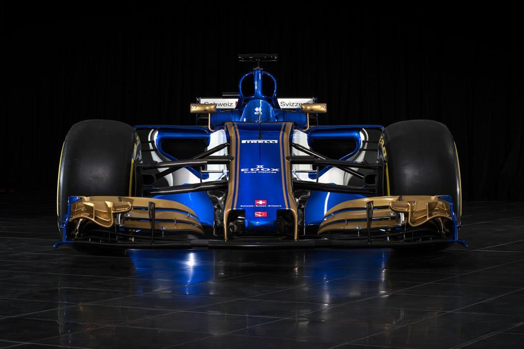 2017 Sauber C36
