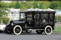 1919 Sayers and Scovill Hearse