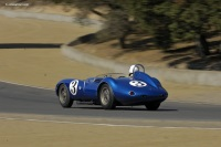 1958 Scarab Sports Roadster.  Chassis number 04