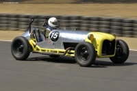 1952 Schaghticoke Manning Special.  Chassis number SMS/1