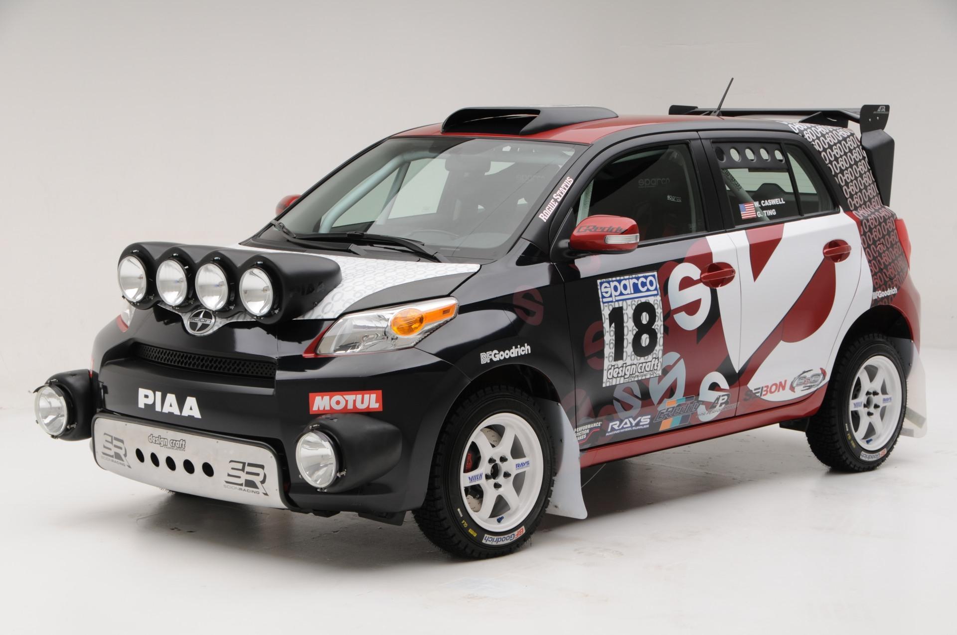 Rally Car Companies