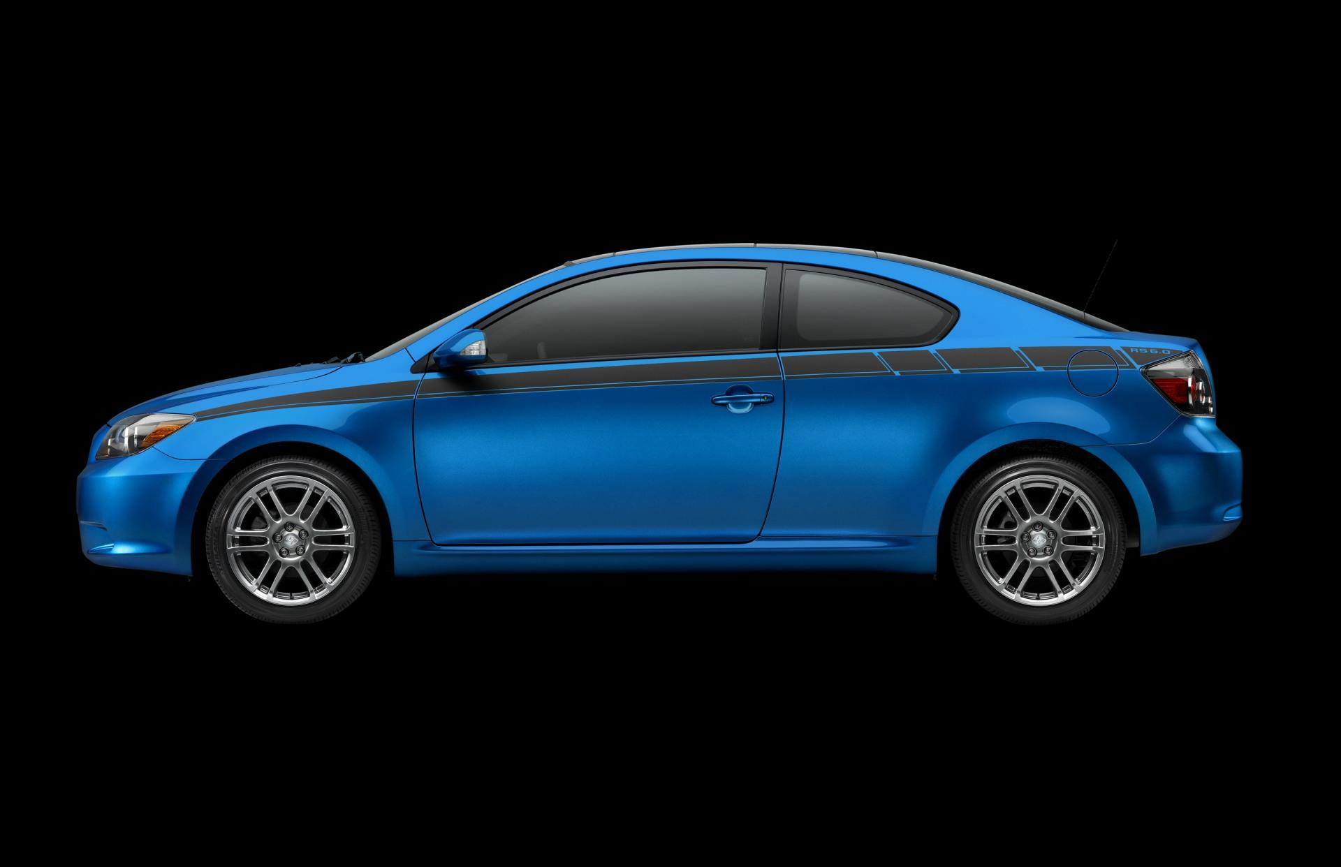 Scion Tc Release
