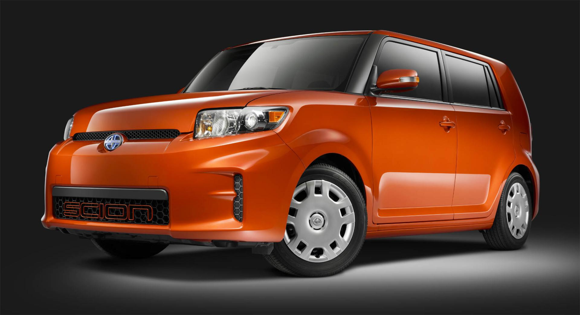 scion car toyota test reviews xb driving road review