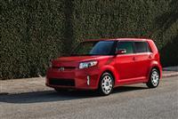 Scion xB Monthly Vehicle Sales