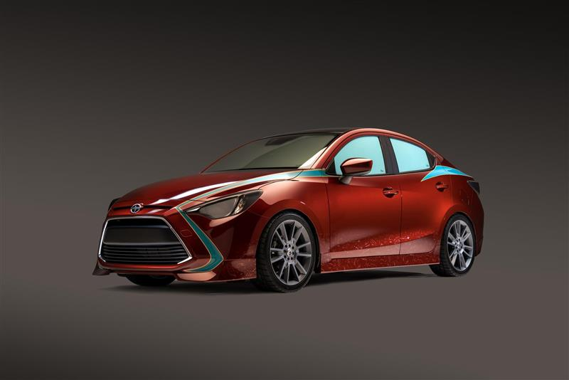 2015 Scion Skybound Outcast iA pictures and wallpaper