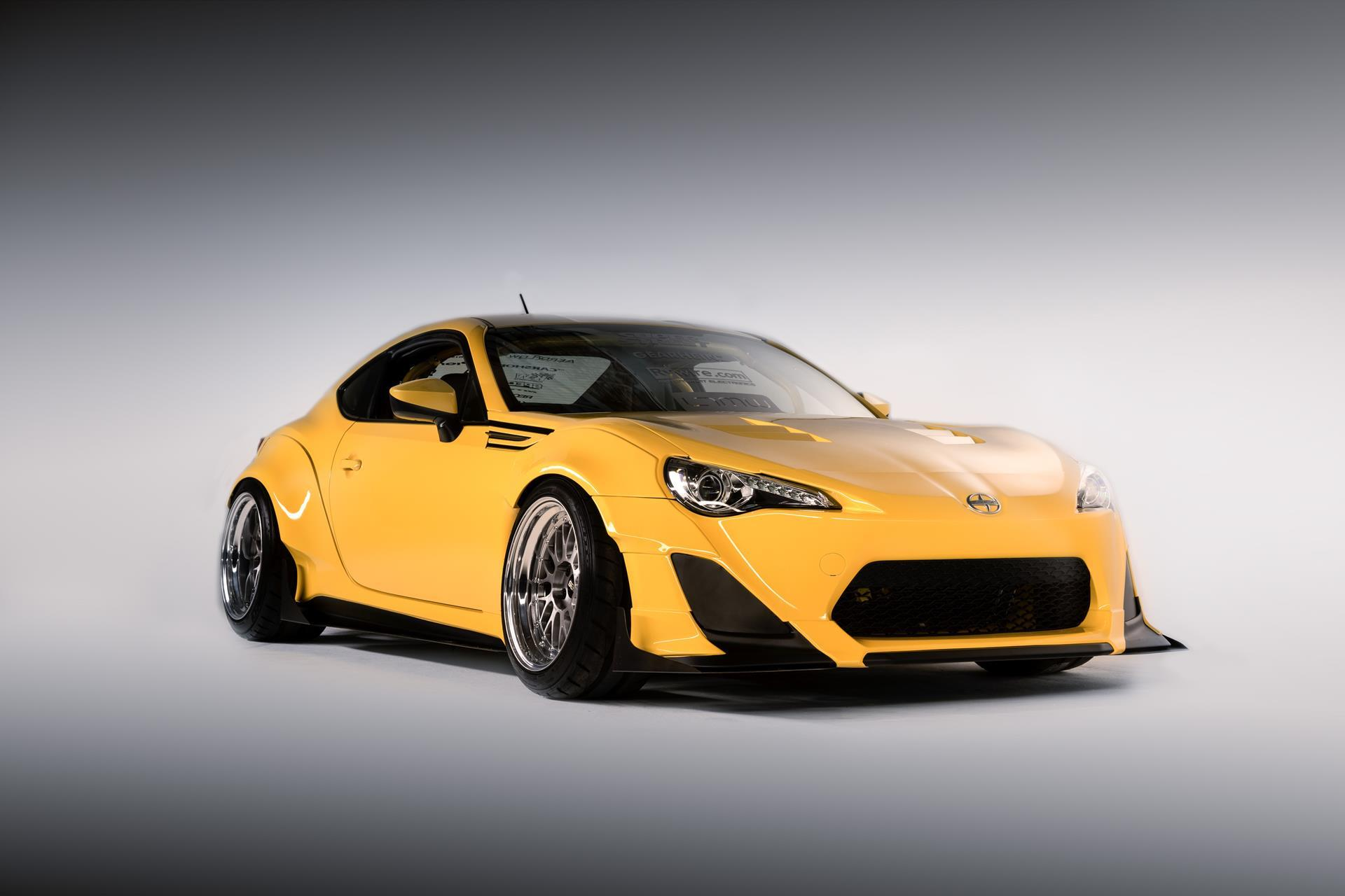 2014 Scion FR-S Super Street