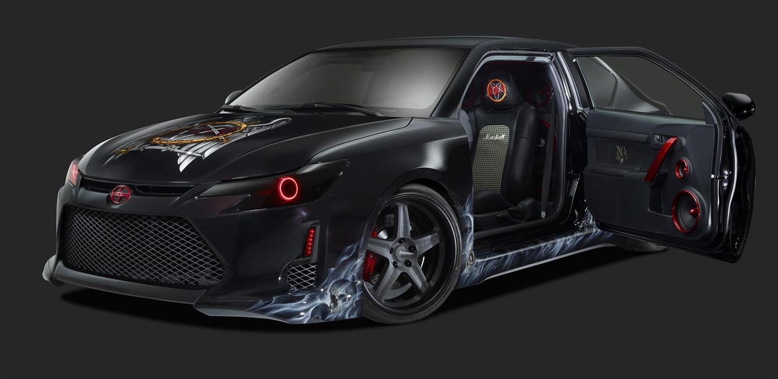 2014 Scion Killer-Sounding Slayer tC
