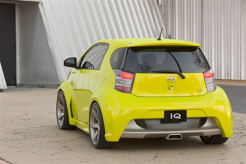 2009 Scion iQ Concept