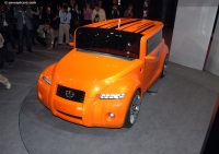 2008 Scion Hako Concept