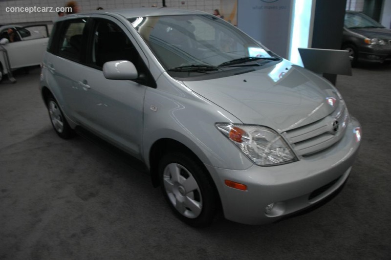 2005 Scion Xa History Pictures Value Auction Sales Research And News