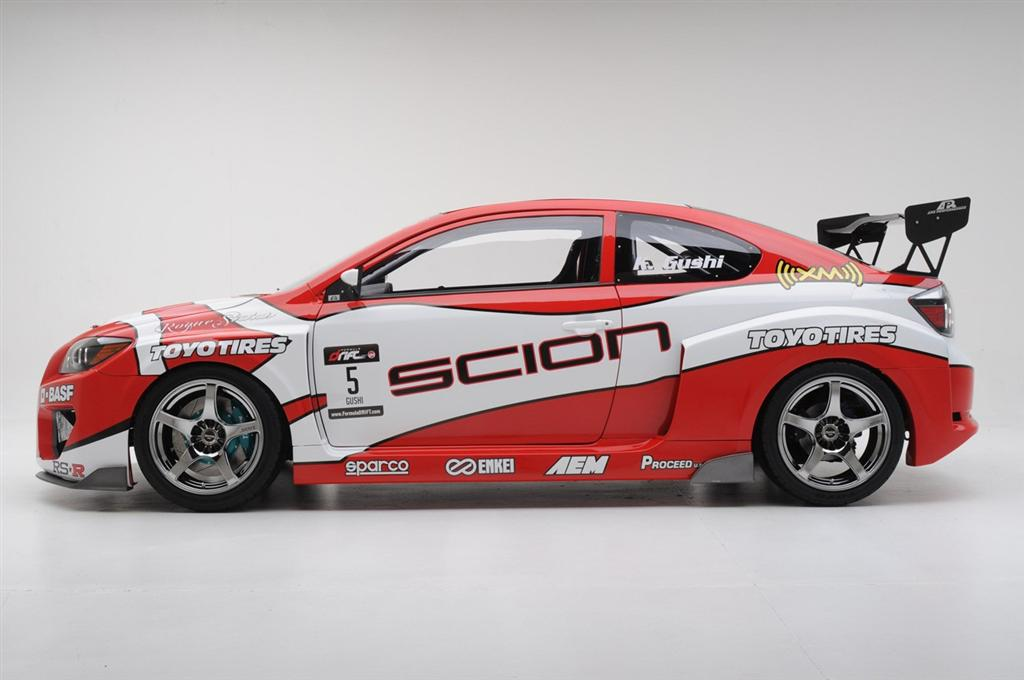 2008 scion tc rs r rwd formula drift news and information. Black Bedroom Furniture Sets. Home Design Ideas