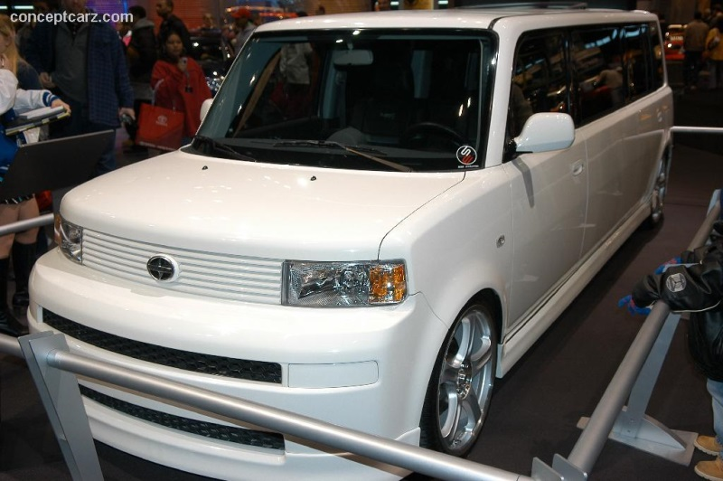 2006 Scion Xb History Pictures Value Auction Sales Research And News