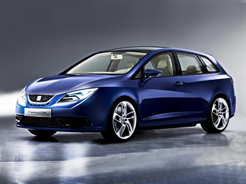 2009 Seat Ibiza Ibz Concept Wallpaper And Image Gallery