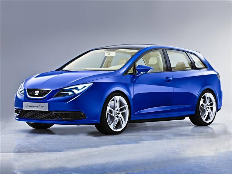 2009 Seat Ibiza Ibz Concept News And Information Research And Pricing
