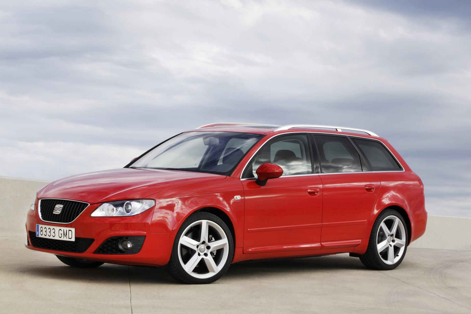 2010 Seat Exeo St News And Information Conceptcarz Com