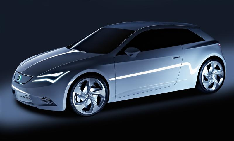 2010 Seat Ibe Concept Image Photo 11 Of 21