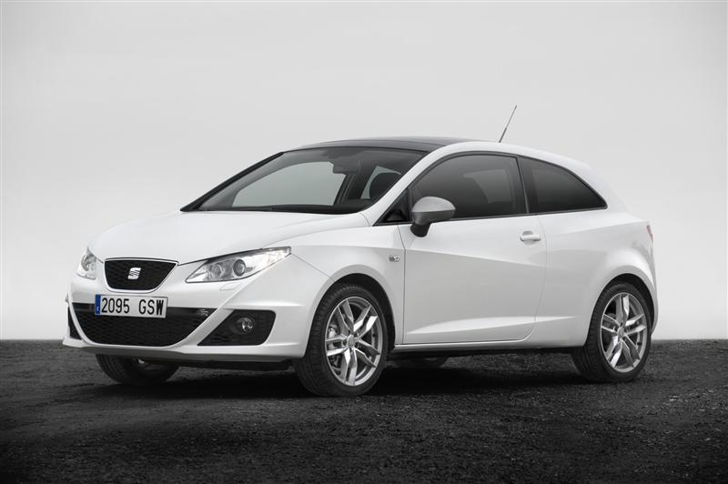 2010 Seat Ibiza Fr Tdi Sc Image Photo 36 Of 36