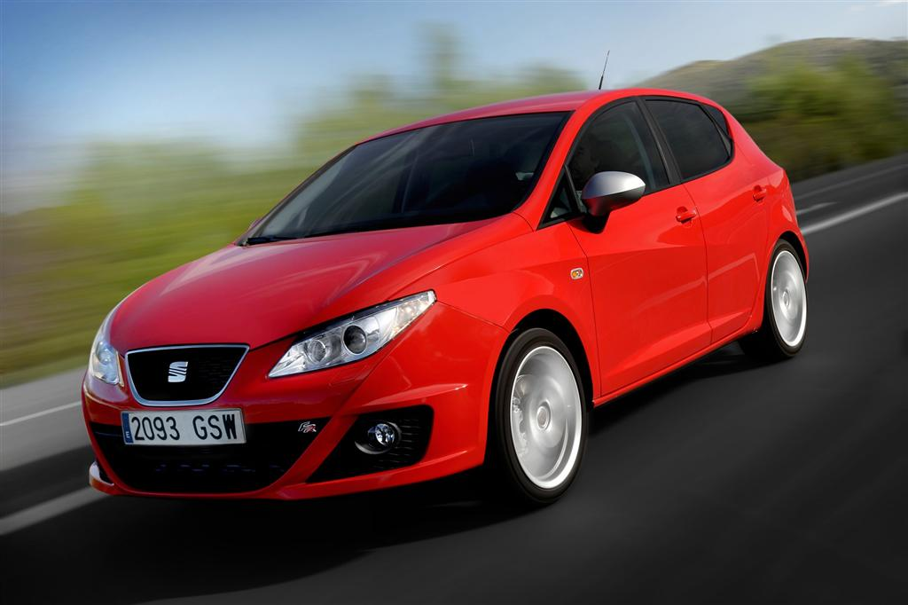2010 Seat Ibiza Fr Tdi Image Photo 10 Of 19