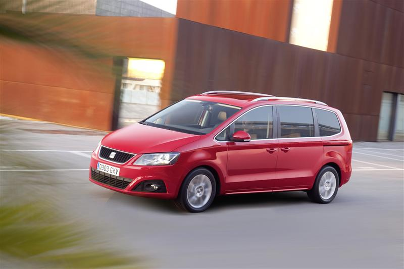 2012 Seat Alhambra 4wd Wallpaper And Image Gallery