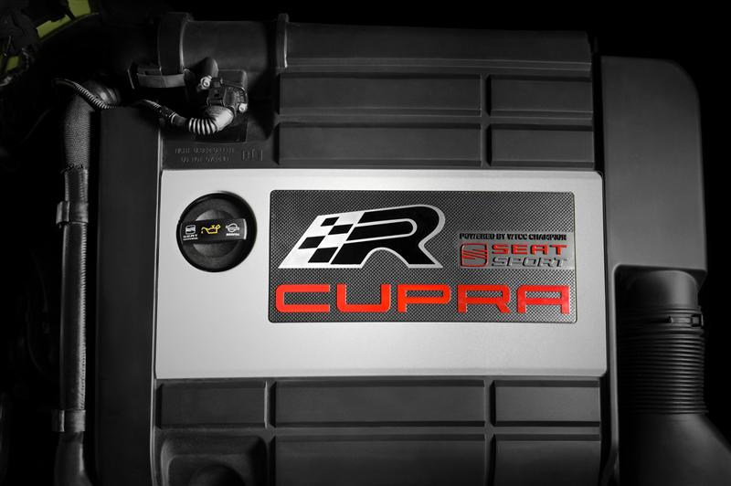 2011 Seat León CUPRA R