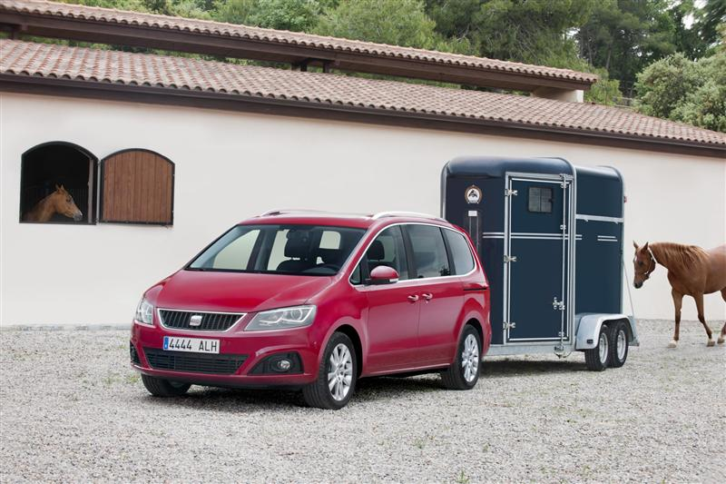 2012 Seat Alhambra 4wd News And Information