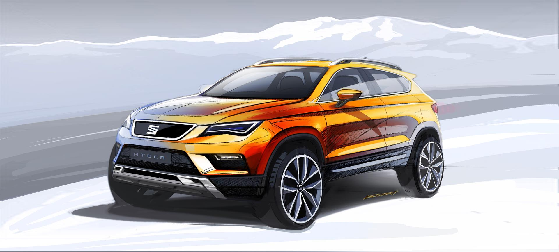 2016 Seat Ateca News And Information Conceptcarzcom