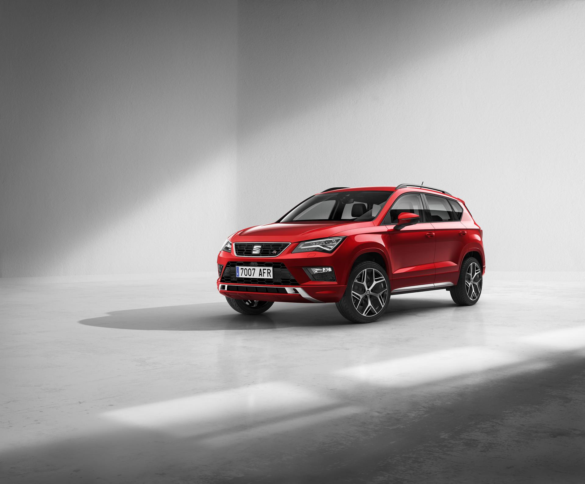 2017 Seat Ateca Fr News And Information Conceptcarzcom
