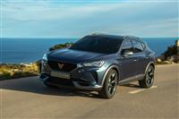 Image of the CUPRA Formentor