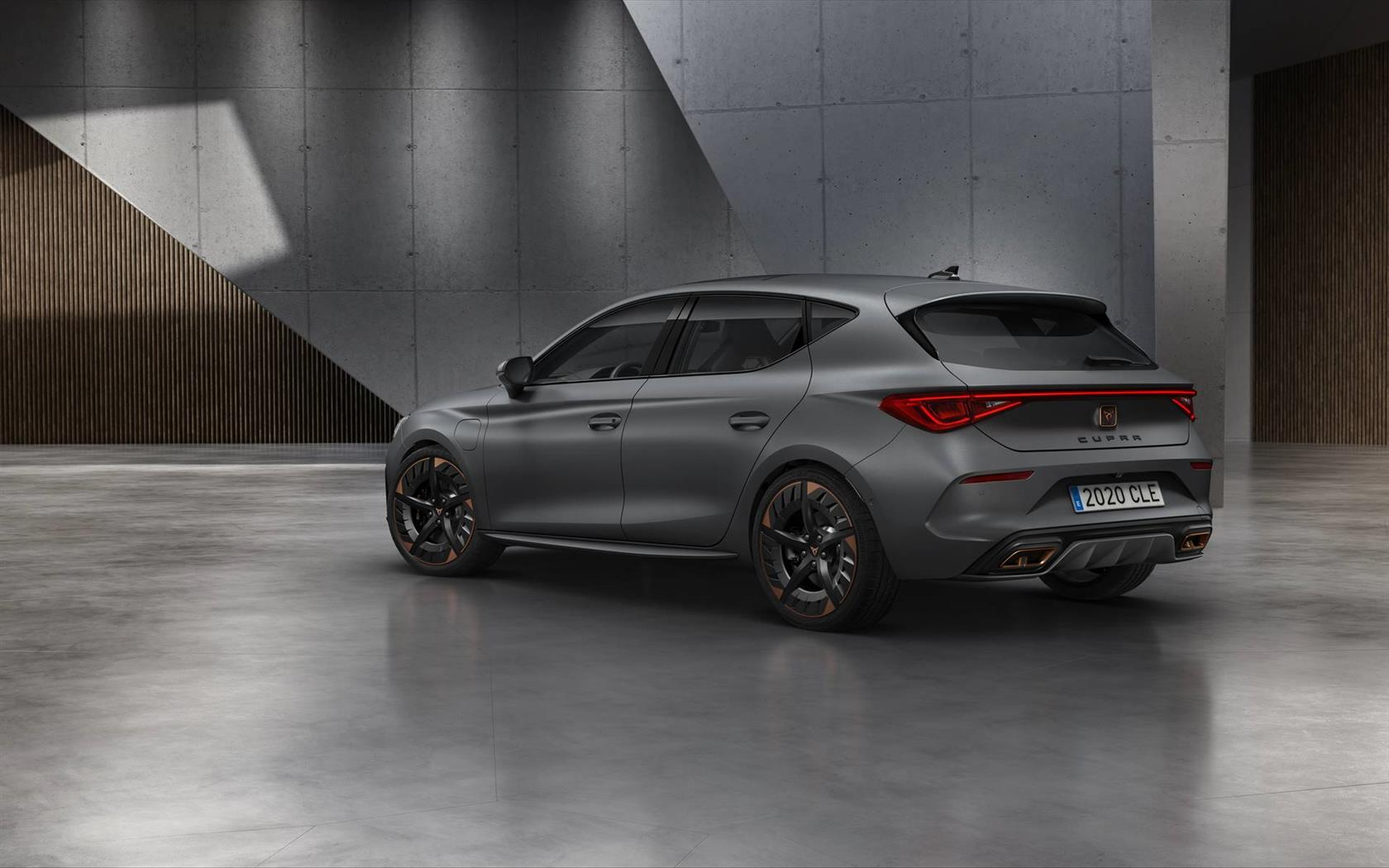 2020 Cupra Leon Estate