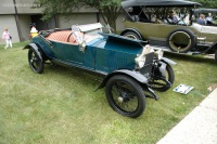 1922 Secqueville-Hoyau Sportster image.