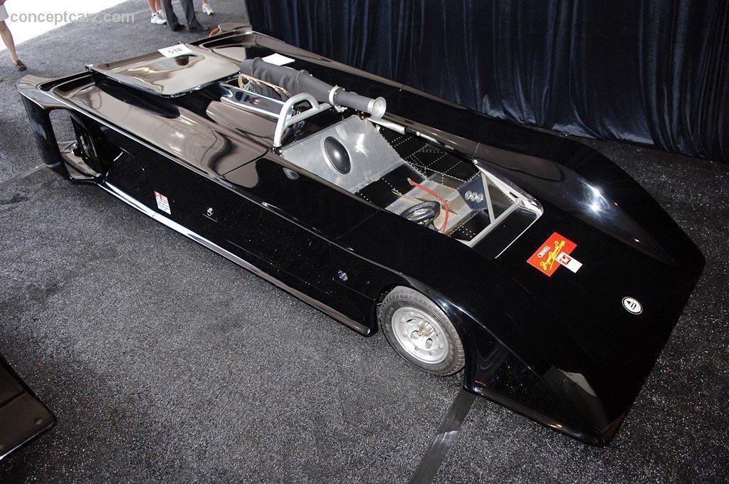 1968 Shadow Lowline CanAm Prototype | conceptcarz.com
