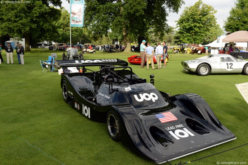 1974 Shadow Dn4 Image Chassis Number Dn4 1a