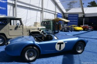1962 Shelby Cobra.  Chassis number CSX 2005