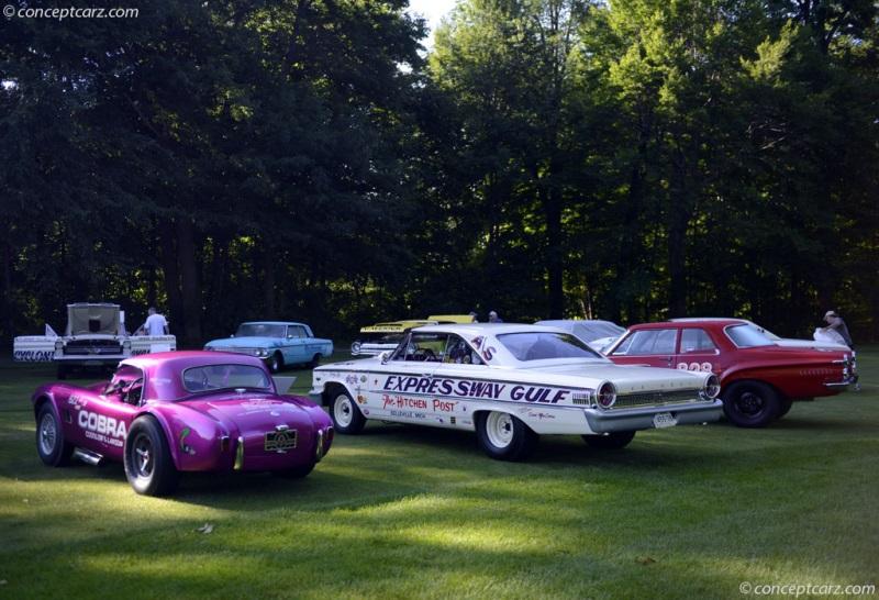 1963 Shelby Cobra Dragonsnake 289
