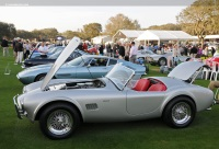1964 Shelby Cobra 289.  Chassis number CSX2381