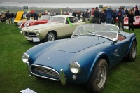 1964 Shelby Cobra 289.  Chassis number CSX 2289