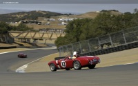 1965 Shelby Cobra 289.  Chassis number CSX 2502