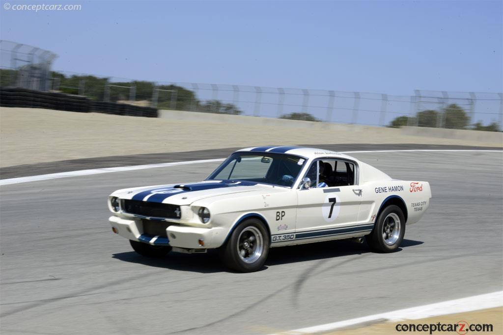 1965 Shelby Mustang GT 350 R Competition