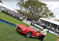 1965 Shelby Cobra 427.  Chassis number CSX 3035