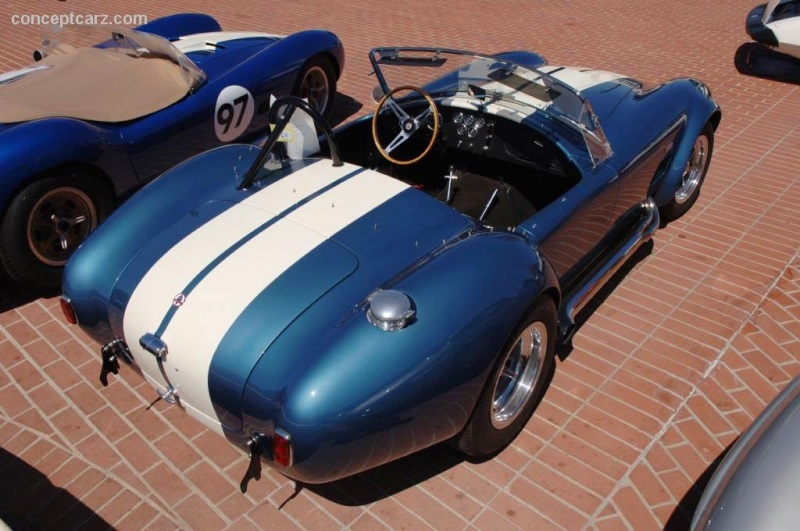 1966 Shelby Cobra 427 Image  Chassis number CSX 3181  Photo