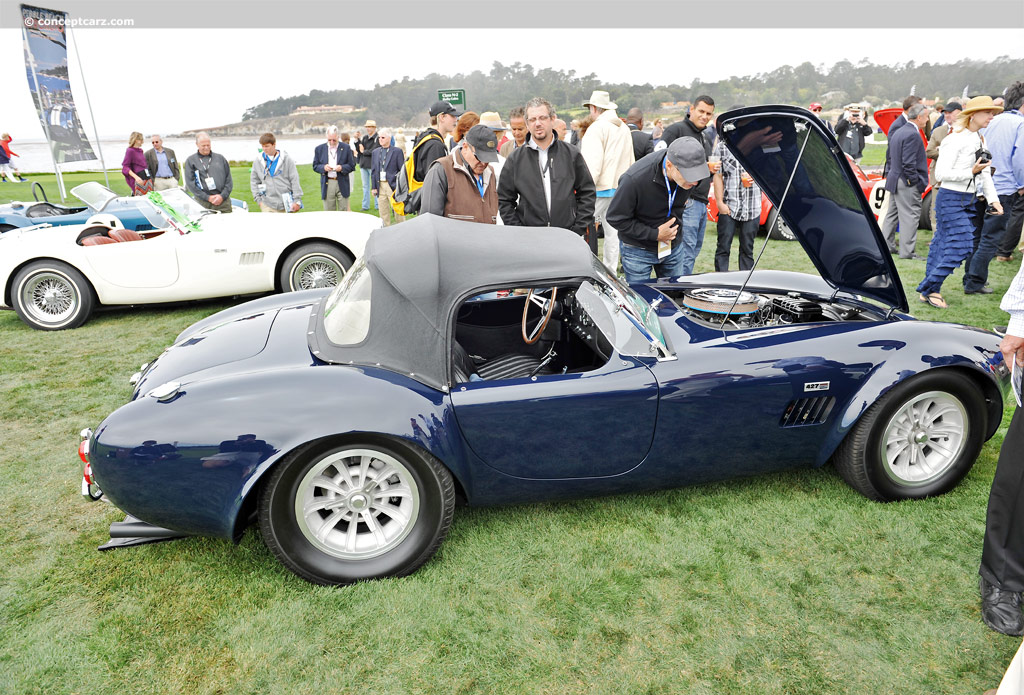 1967 Shelby Cobra 427 Image Chassis Number Csx3360
