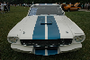 Chassis information for Shelby Mustang GT 350 R Competition