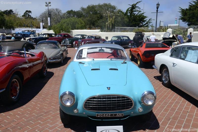 1952 Siata 1500